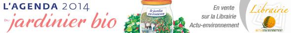 Agenda 2014 du jardinier bio