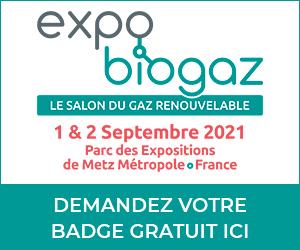 expo biogaz salon gaz renouvelable metz
