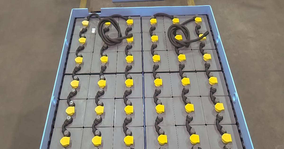 Risques: les compétences en transport des batteries lithium sont recherchées