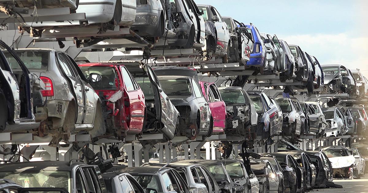 Pour être démonteur automobile, l'attestation d'aptitude fluides frigorigènes est obligatoire