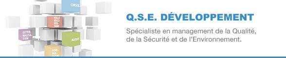 Formation QSE Développement