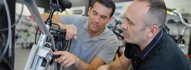 Vélo électrique: les formations cycle s'adaptent