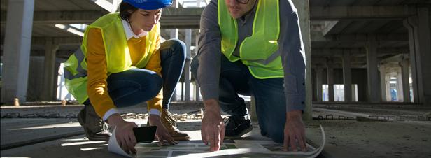 Génie civil et construction durable: une rentrée en janvier 2020 à l'IUT de Cergy-Pontoise